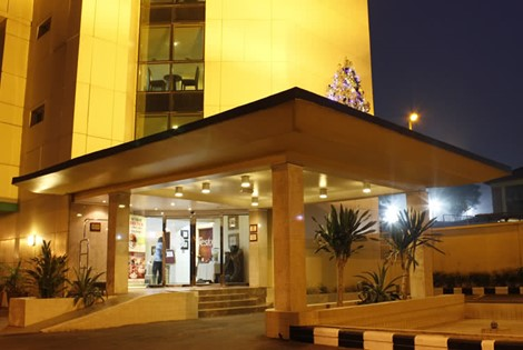 A luxurious business hotel in Ikeja, Lagos